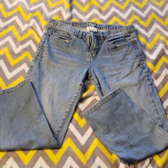 Worn size 4 jeans